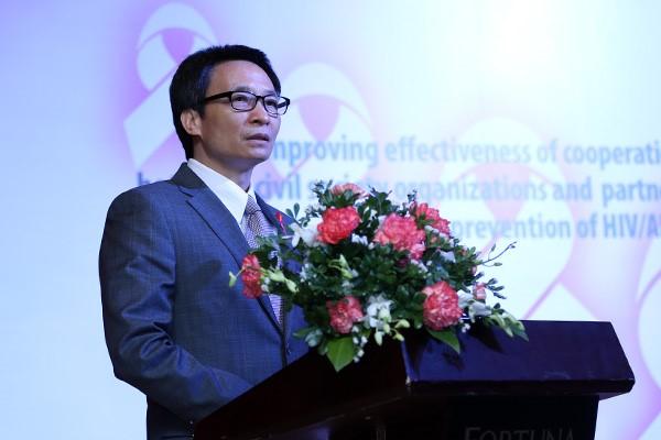 Phó Thủ tướng Vũ Đức Đam phát biểu tại Hội thảo